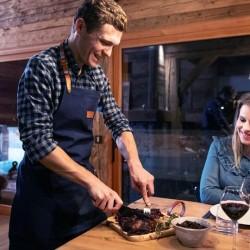 tablier de cuisine marine Primecuts