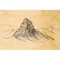 carte en bois Whoopi