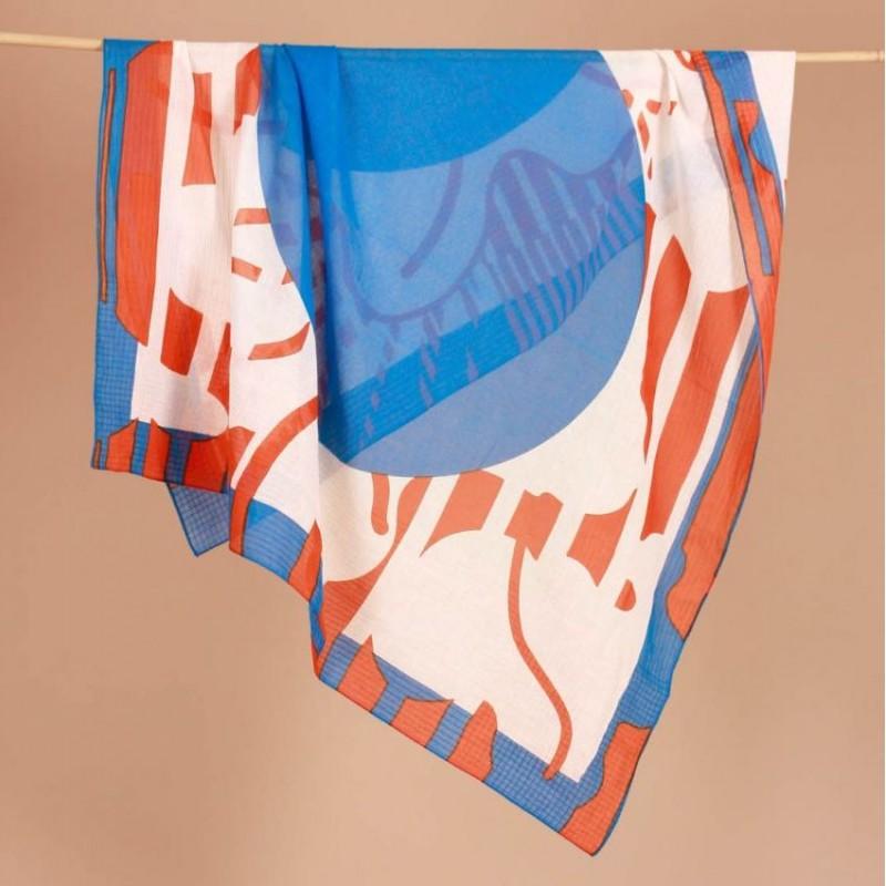 foulard colchique Ma Poésie