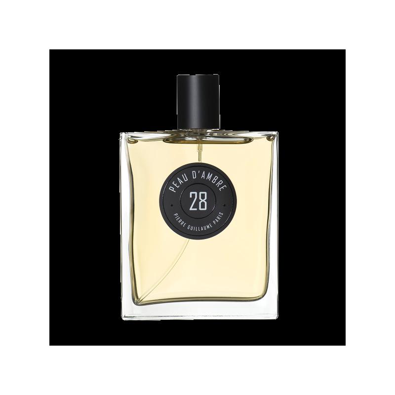 Peau d'Ambre, parfum Pierre Guillaume