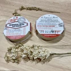 shampoing solide lait d'avoine mas du roseau